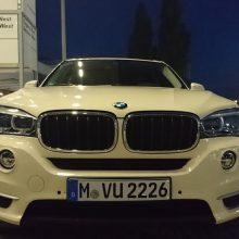 Flughafentransfer mit dem Taxi : BMW X5